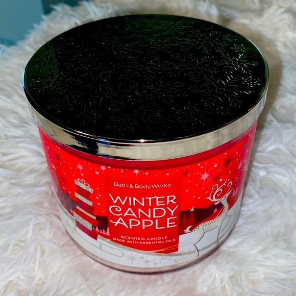 Winter Candy Apple 🍎